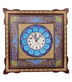 ساعت خاتم 48 سانتی با صفحه مینای قلی طرح شماره 2