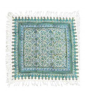 Ghalamkari tablecloth 60 cm excellent flower and boteh