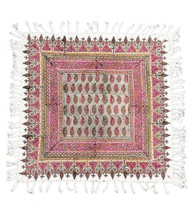 Ghalamkari squar 50 cm tablecloth excellent
