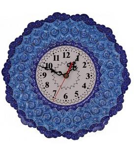 Minakari clock Ispahan 30 cm