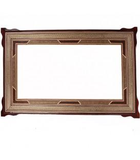 Khatamkari frame 40x80 cm toranj