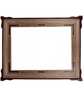 Khatamkari frame 50x70 toranj excellent