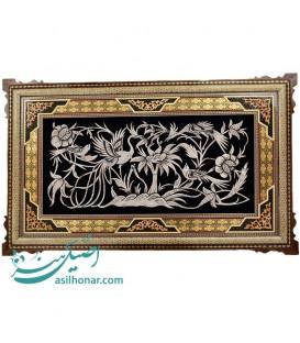 Ghalamzani frame 60x30 cm cross-shaped cornered perfect