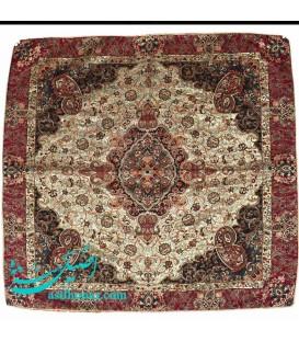 Isfahan termeh tablecloth Helena design 1 m squar