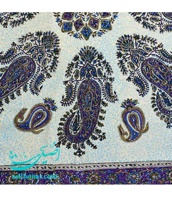 Ghalamkari squar tablecloth