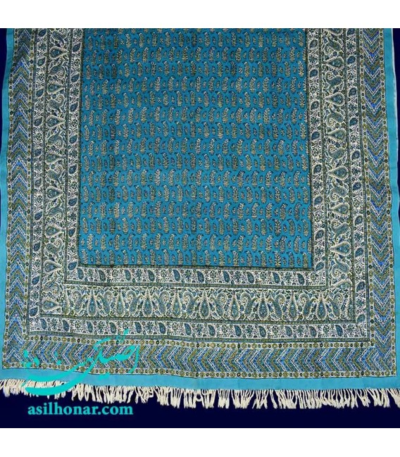 Ghalamkari tablecloth