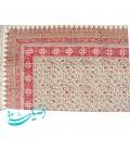 Ghalamkari tablecloth rectangle suitable for export 200x135 cm