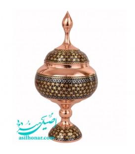 Khatamkari candy bowl 28 cm