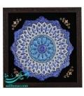 Minakari frame 25 cm arabesque khatai
