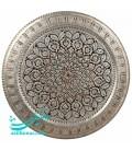 Isfahan ghalamzani tray 50 cm universe designe
