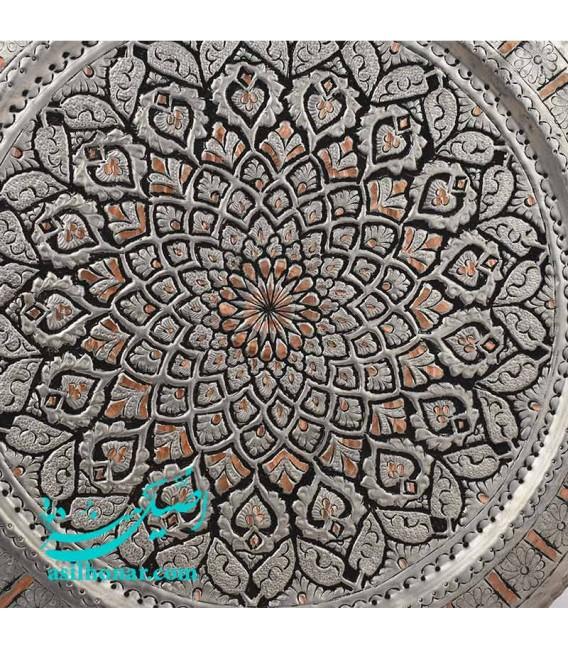 Isfahan ghalamzani tray