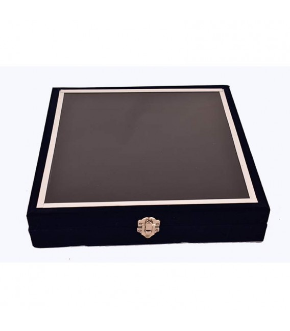 Minakari copper plate