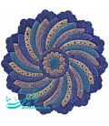 Minakari wall hanging plate 30 cm perfect