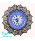 Mina and khatam clock 42 cm