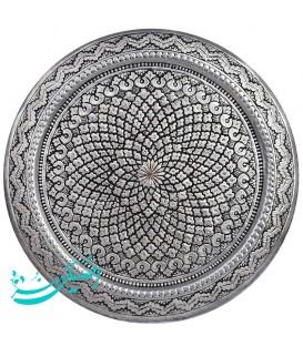 سینی قلمزنی 50سانتی مسی اصفهان