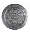 Ghalamzani copper tray 50 cm