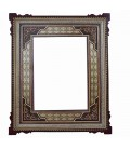 Excellent khatamkari frame 40x30