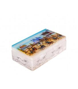 جعبه سنگی 12 سانتیمتری 1