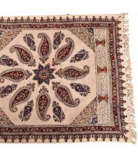 Ghalamkari tablecloth 200x100 cm