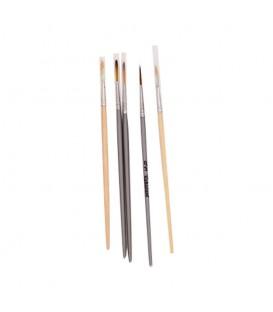 Minakari soft brush in different numbers