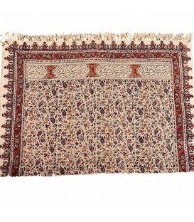 Ghalamkari tablecloth 300x100 cm