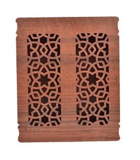 جعبه دوقلو چوبی