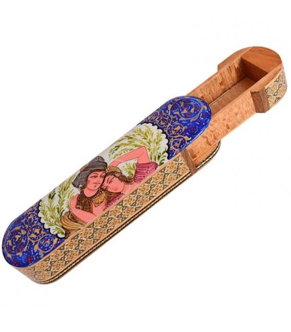 Khatamkari pen holders