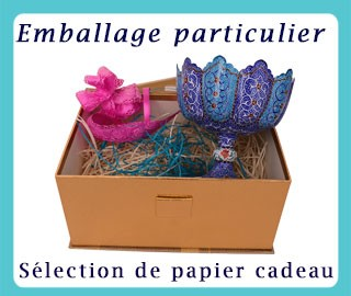 Emballage particulier